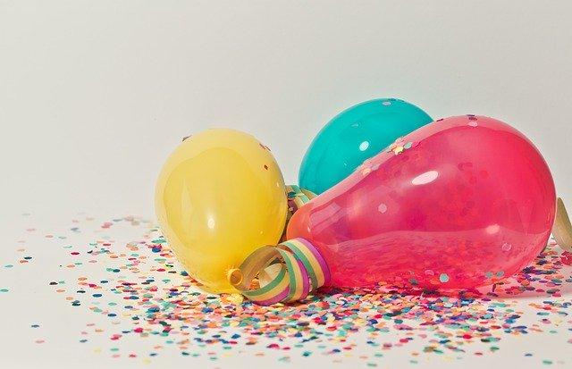 Zo maak je jouw verjaardagsfeest onvergetelijk